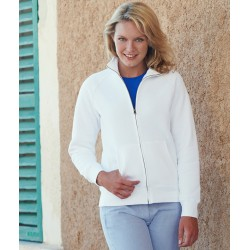 Bluza Fruit of the Loom (Premium Lady-Fit Sweat Jacket)